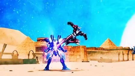 超兽武装05:人的欲望就像高山的滚石一样,就再也停不下来了