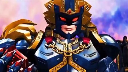 超兽武装07:狮王借异能锁,不惜下跪