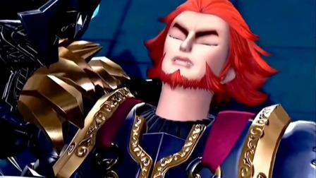 超兽武装08:自从冥王的夫人死后,狮王一直很愧疚