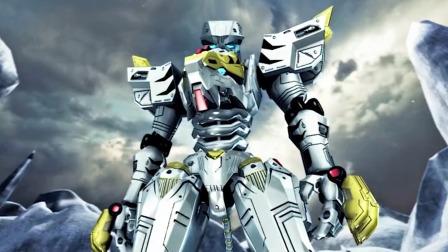 超兽武装27:经过十万年狮王不用异能锁也能超兽武装了