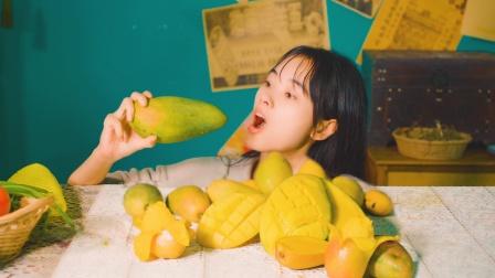 1997年台湾引进的明星芒果多好吃?一口下去,芒果界的天花板