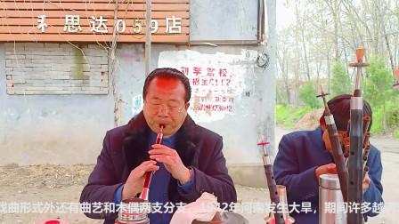 唢呐高手演奏《河南越调》,真正的传统老调,值得收藏!