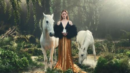 古驰2021/2022全新系列《Aria-时尚咏叹调》时装秀