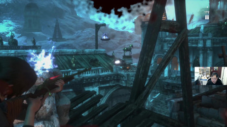 【野兽游戏】P14《古墓丽影10崛起》4K60 全剧情解说攻略!