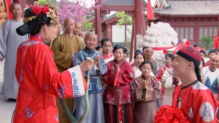 糊涂县令郑板桥:新郎结婚被蛇拦住,怎料新娘竟是高手,直接拿下