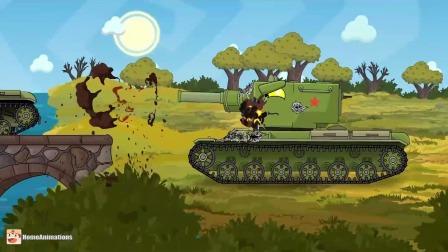 坦克世界动画:恶魔的灵魂