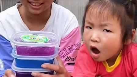 忧伤的童年:哼,一个都不给我!