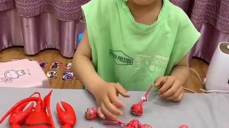 往事童年:这个龙虾能吃不