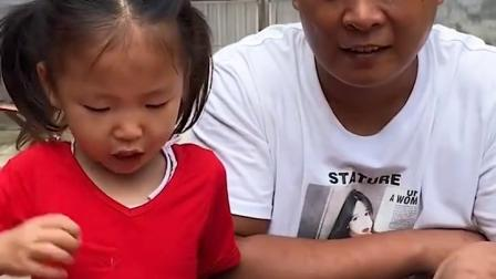忧伤的童年:我不吃大蒜!怎么不给我西瓜呀