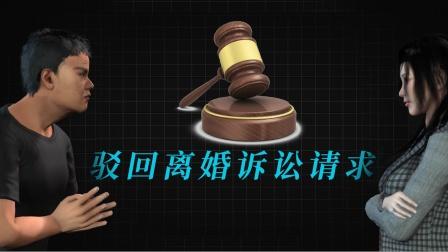 """""""5年4次起诉离婚""""已再次立案:法院此前为何驳回?法律如何界定?"""