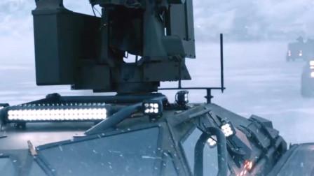 这部超级大片最后38分钟大战太过高能,海陆空都动用了