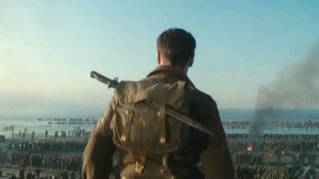 这部超级战争巨制有一段非常高明的长镜头,战争众生相淋漓尽致