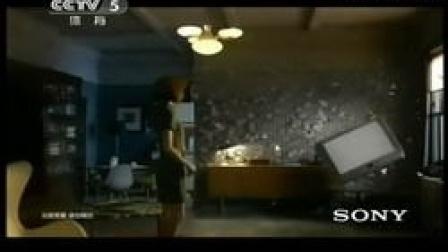 SONY索尼3D电视广告