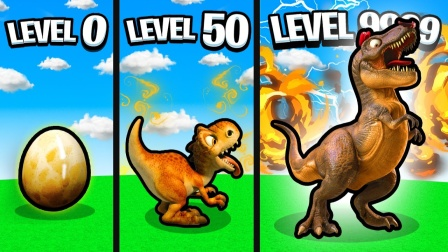 阿火解说roblox罗布乐思第43期:侏罗纪恐龙乐园超有趣