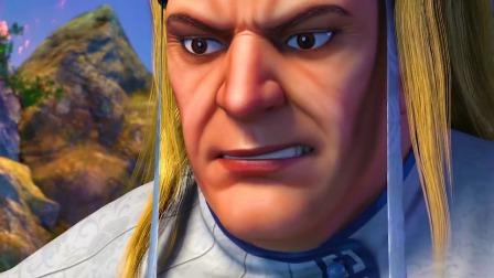 我是大神仙95:我的盖世英雄怎么骑着猪
