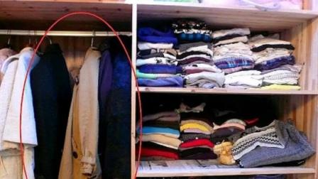 衣柜再多再大,这几种衣服切记不能放,我也是才了解,提醒家里人