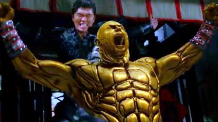 当最强金刚不坏铜人,遇到无敌铁拳,谁能打的过谁?《铁拳》