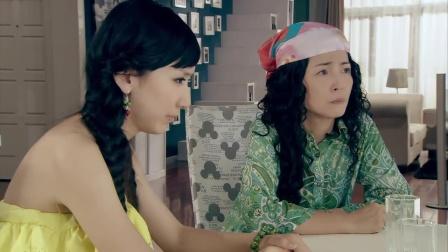 爱情公寓:母亲想撮合关谷和一菲,日本人更好,混血小宝宝可爱