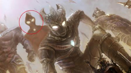 特利迦身世曝光!来自超古代时期的奥特曼,和黑暗迪迦有特殊关系