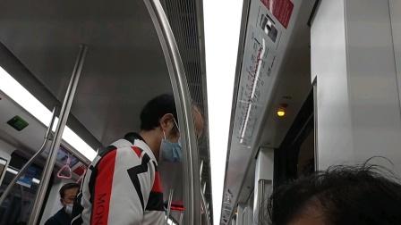 上海地铁6号线花木兰三世外高桥保税区南-航津路(终点站港城路)