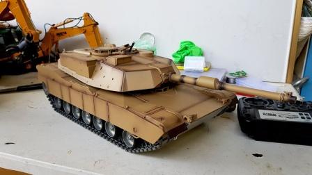 坦克玩具模型展示