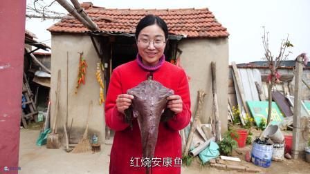 梅花三弄组合齐心协力,做出红烧安康鱼鲜味十足,回味无穷!