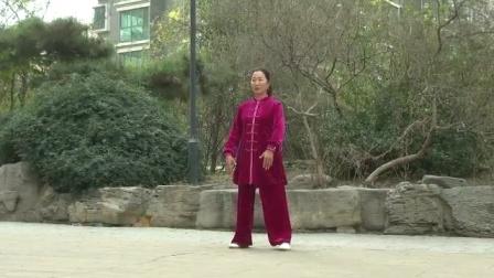 刘慧演练六段