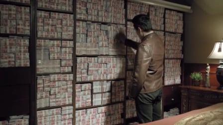 人民的名义:经典场面来了!侯亮平发现了满满一柜子的钞票!