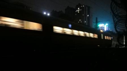 D5179广安南-成都东通过水郡路22:07