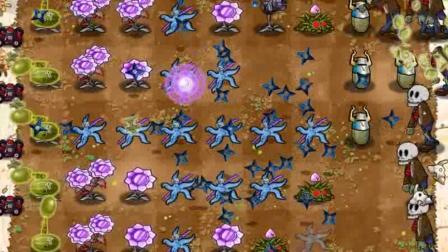 植物大战僵尸魔幻版101:飞龙今天来玩看星星