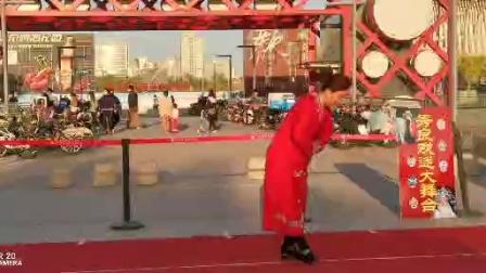 安红艳演唱对绣鞋