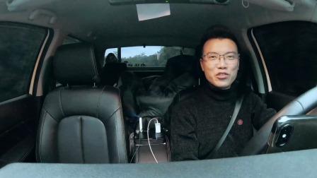 欢子自驾游开车5小时去黎平找兰香,晚上11点路过镇上,被吓一