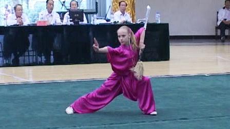 第二届世界传统武术节套路精选 017 女子双剑