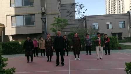 鲁北城市之星广场舞缘的脚步DJ36步