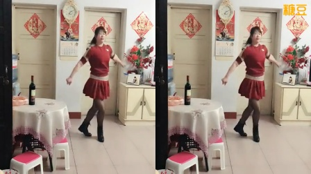 桂林香妹广场舞:牵着妈妈的手