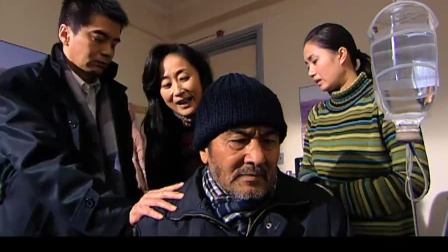 孝子:老爷子担心老伴突然走了,还有小儿子没结婚呢,怎么能安心