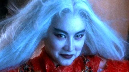 江湖浪子身怀绝技,一剑刺穿雌雄连体大魔头,经典武侠片【上集】