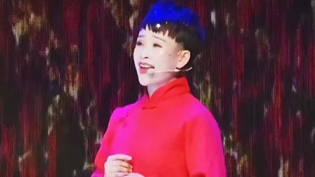 马美如演唱《九儿》现场飙高音,歌声深情感人,悠扬动听