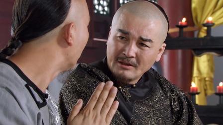 糊涂县令郑板桥:巡抚被县令套路,在佛祖面前许诺,这下惨了