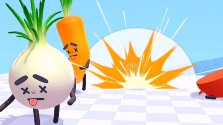 小游戏:洋葱和胡萝卜怎么都晕啦