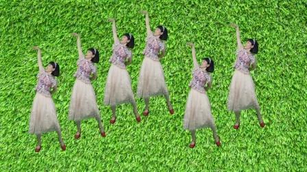 美久广场舞《可可托海的牧羊人》大气优雅美不胜收,表演:四川秀秀