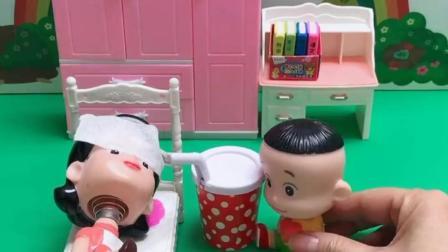 玩具乐园:妈妈生病了