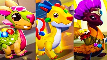 进化吧!五星古代神龙!