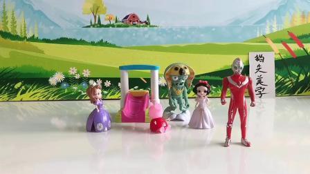 儿童玩具:只要僵尸不做坏事就会有很多好朋友