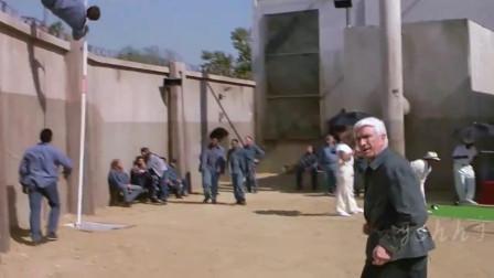 撑杆跳高的过分了啊,直接越狱了
