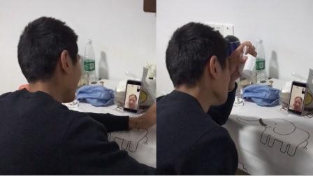 我怕你嫌我没本事!江苏一女婿喝醉与岳母视频后数次愧疚流泪