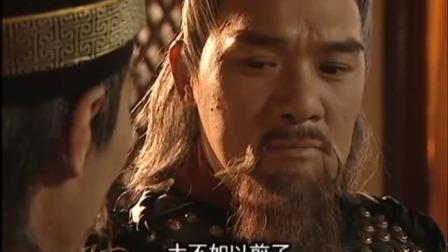 隋唐英雄传:宇文化及讽刺杨林,年老体弱,怕不如以前了