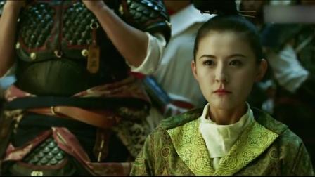 长安十二时辰:美女为了靖安司,被逼无奈下跪认错,看着心疼!