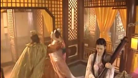 隋唐英雄传:杨广见到李蓉蓉,兽性大发,将所有人赶出去