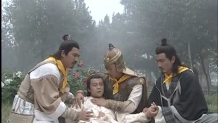 隋唐英雄传:单雄信没想到,李元霸把他们几万大军打的落花流水